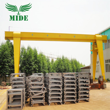 3 ton Electric Hoist Single Girder Gantry Crane