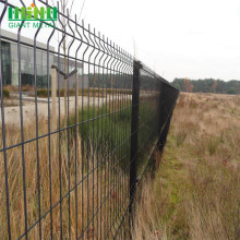 Hot sale Bending wire mesh fence garden fence