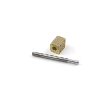 8mm lead screw with brass nut lead screw