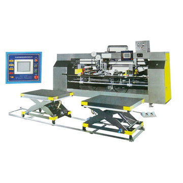 High speed semi automatic  stitcher (double piece)
