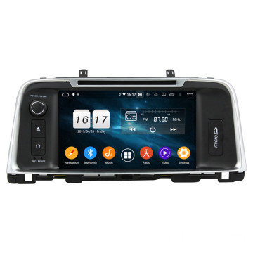 vehicle dvd entertainment system for K5 OPTIMA 2015