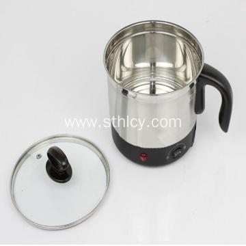 Mini Multi Food Stainless Steel Electric Cooking Pot