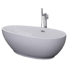 Seamless Connected Freestanding Bathtub