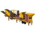 Portable Rock Crusher Mobile Crushing Plant For Sale