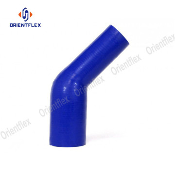 45 90 135 degree reducer elbow silicone hose