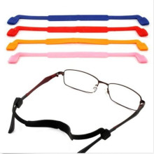 1PC Silicone Eyeglasses Glasses Sunglasses Strap Sports Band Cord Holder Anti Slip Strap Eyewear Accessories