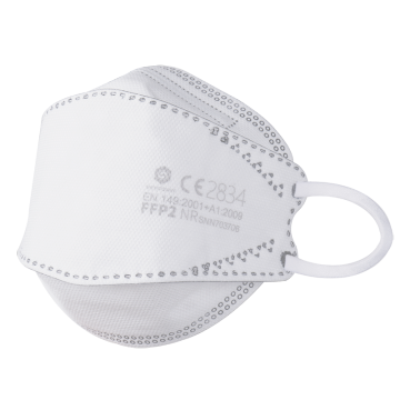 FFP2 PARTICLE FILERING HALF MASK(WILLOW LEAF-SHAPED)