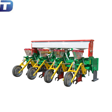 No tillage 3 point hitch seeder with fertilizer