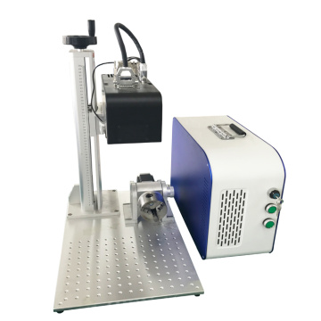 hot sale 30w mini laser engraving machine for nylon pvc pes abs