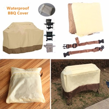 7 Sizes Waterproof BBQ Grill Barbeque Cover Outdoor Rain Grill Anti Dust Heavy Protector For Gas Charcoal Electric Barbe
