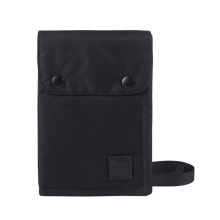 Genuine Leather Blocking Family Passport Wallet Case Cover Holder
