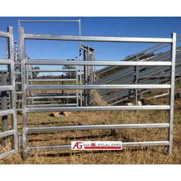 High Tensity Flexible Rails Horse Fence for Farm