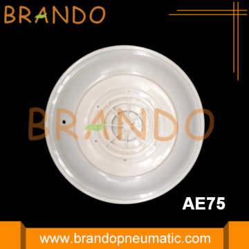 AE75 3'' White TPE Diaphragm For AE1475I12