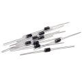 50PCS SR260 SB260 2A 60V DO-15 Schottky diode free shippping