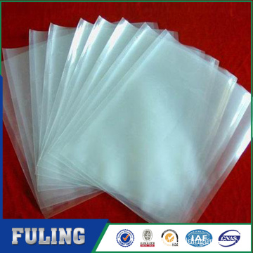 Supply Cheap Price Custom Clear Bopp Plain Film