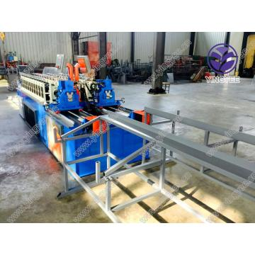 Metal Omega Roll Forming Machine