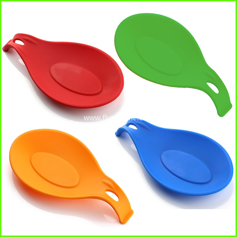 Silicone Spoon Rest
