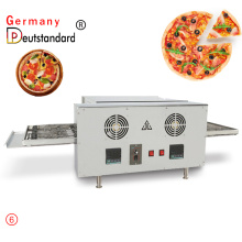 Baking equipment commercial and electric pizza oven