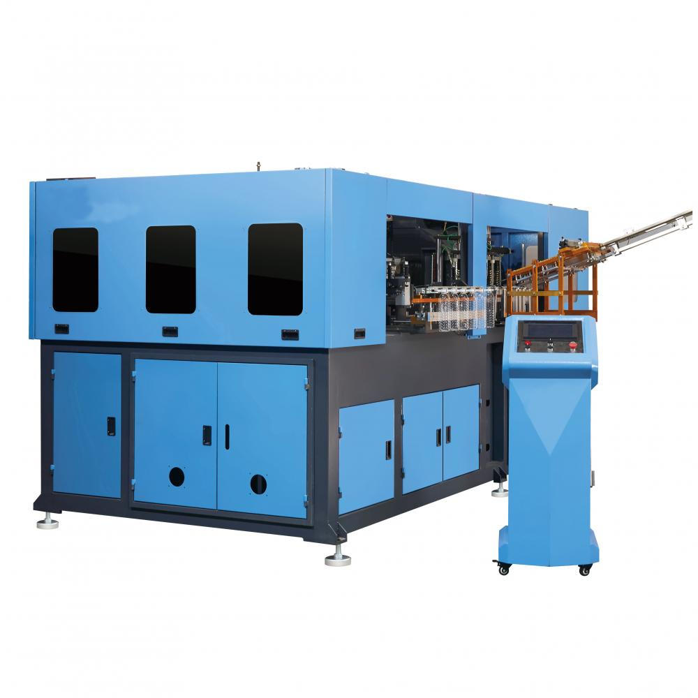 Fully Automatic PET Jar Stretch Molding Machine