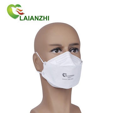 Factory Supplying Wholesale Kn95 Disposable Fish Shape Safe Face Mask KN95 Respirator