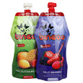 500ml Fruit Juice Shaped Spout Pouch Packaging