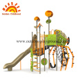 Rainforest Insect Outdoor Playground Equipment For Children