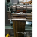 Precision metal slitting machinery parts