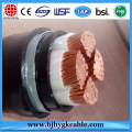 CU/XLPE/PVC/WSTA/FR-PVC 0.6/1.1 kV XLPE insulated power cable