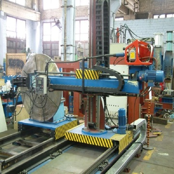 Automatic Welding Column and Boom(Square Guide Rail)​
