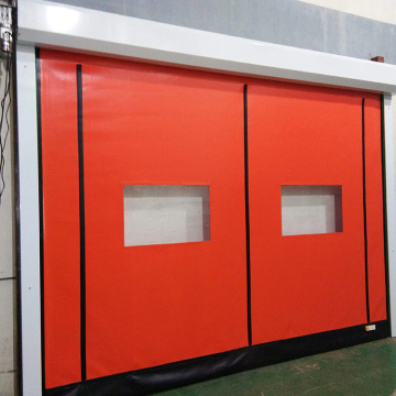High Performance Auto Repair Fast Door