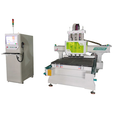 Wooden door engraving machine carving equipment