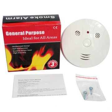 2 in 1 smoke and co combine detector
