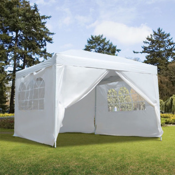 Gazebo canopy 10x10 army tent prefabricated gazebo