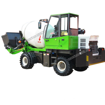 Self-loading Concrete Mixer Pump Machine Price in Nepal