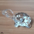 Glass Tortoise Ornament Home Decoration
