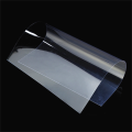 Custom Blue Color Holographic PVC Plastic Sheet Roll