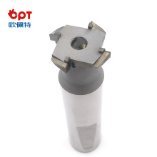 PCD slotting cutter Customized slotting tool