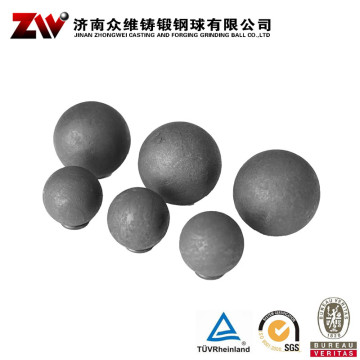 Forged Mill Balls B2 Steel 30mm