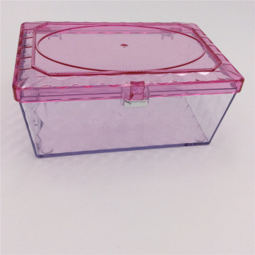 jewelry storage plastic boxes moving