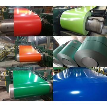 Color steel coils PPGI ASTM AISI GB