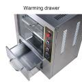Commercial electric baked sweet potato maker fresh corn roaster machine roast pineapple and apple machine