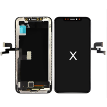 iPhone X LCD-scherm Montage Digitizer vervangen