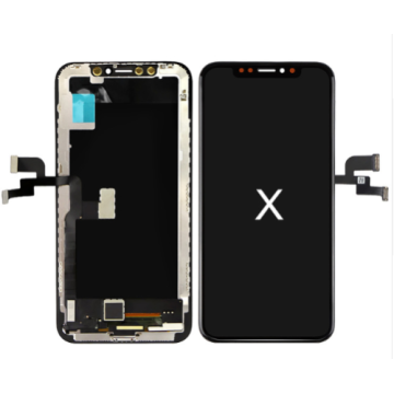 iPhone X LCD ekran Display montaj Ranplasman moniman