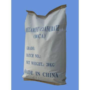 Melamine Cyanurate for Thermoplastics