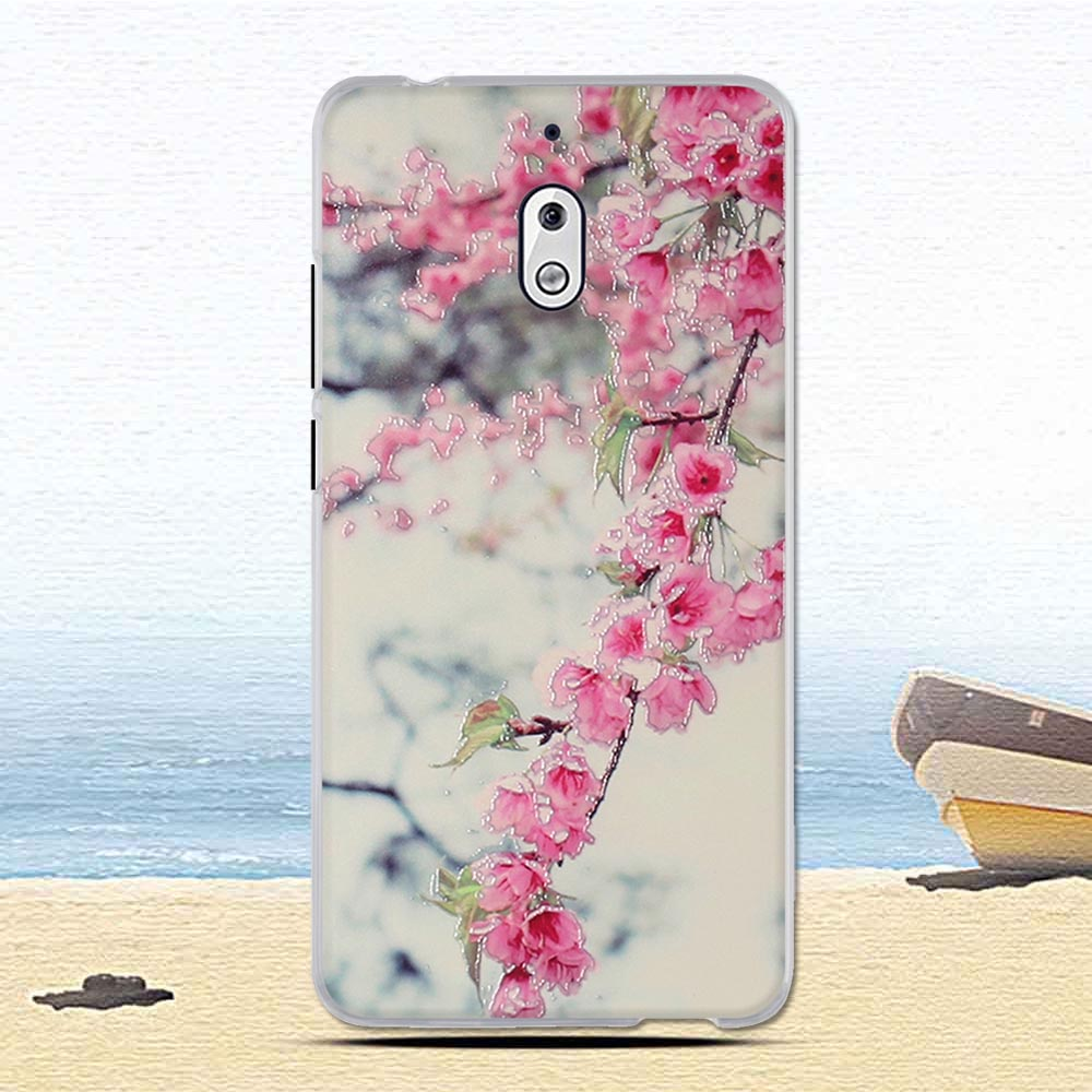 Silicon Case for Nokia 1 2.1 3.1 5.1 7.1 2018 Soft TPU Back Cover Shockproof Coque Bumper Housing Protective Phone Bags Cases