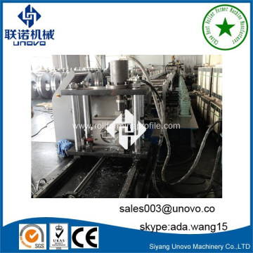 automobile reinforcement beam roll forming machine