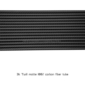 Carbon fiber tubing 30mm 3k for Agricultural drones