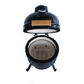 Delicious Steel Kamado Barbecue Grill