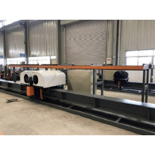 Vertical Rebar Bending Line Steel Bar Bender Center