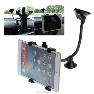 7-11 inch Tablet PC Stand Long Arm Tablet Car windshield Mount Holder Stand for Ipad 2 3 4 ipad air 9.7
